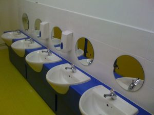 Children's Washroom Vanity Units 2